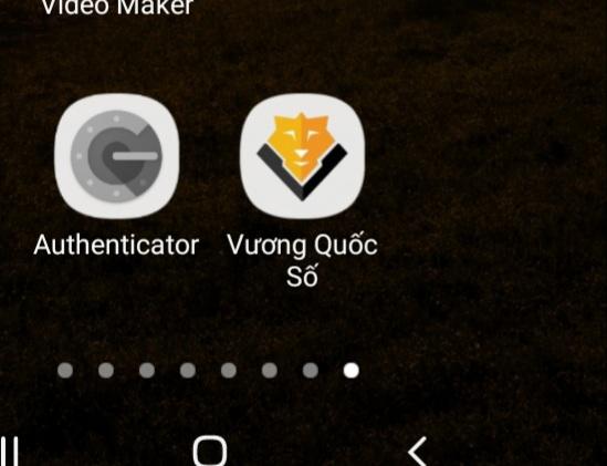 """Giới thiệu về ứng dụng """"Vương Quốc Số"""" trên android"""